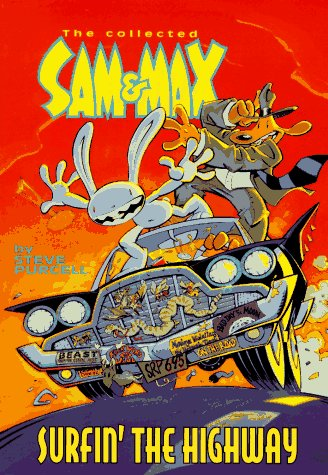 9781569248140: Collected Sam and Max: Surfin' the Highway