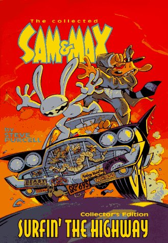 9781569248379: The Collected Sam & Max: Surfin' the Highway Collector's Edition