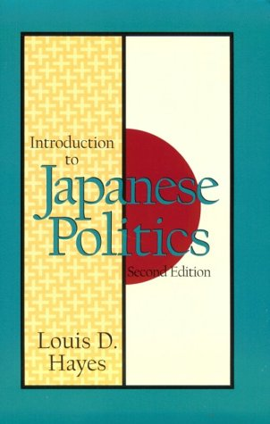 Introduction to Japanese Politics: Hayes