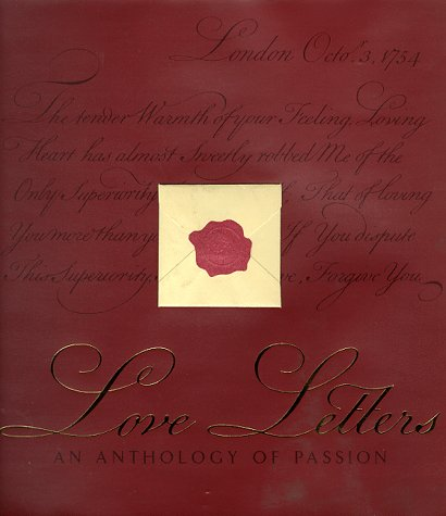 Love Letters: An Anthology of Passion: Lovric, Michelle