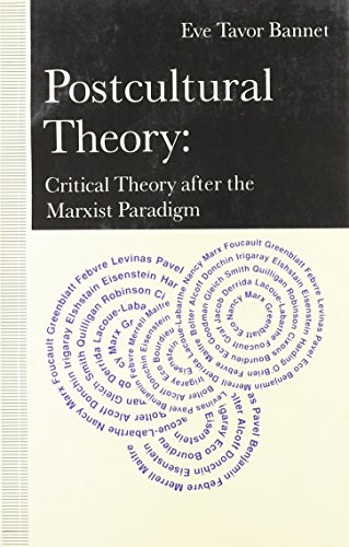 9781569248911: Postcultural Theory