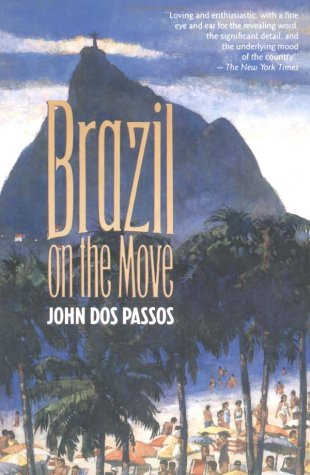 9781569249581: Brazil on the Move (Armchair Traveller Series)
