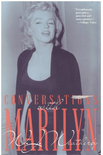 9781569249666: Conversations with Marilyn