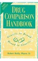 9781569300756: Drug Comparison Handbook