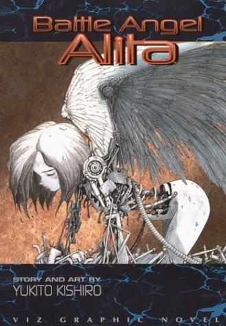9781569310038: Battle Angel Alita, Vol. 1: Rusty Angel