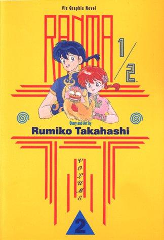 Ranma 1/2, Vol. 2: Rumiko Takahashi