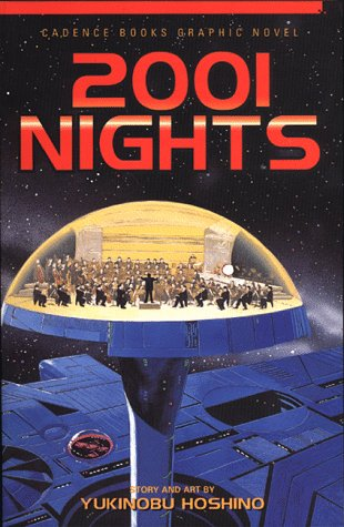 2001 Nights, Vol. 1: The Death Trilogy