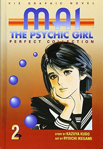 Mai The Psychic Girl: Perfect Collection (Volume: Kazuya Kudo; Illustrator-Ryoichi