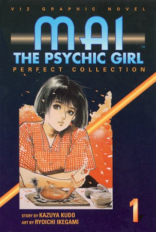 MAI, THE PSYCHIC GIRL #1