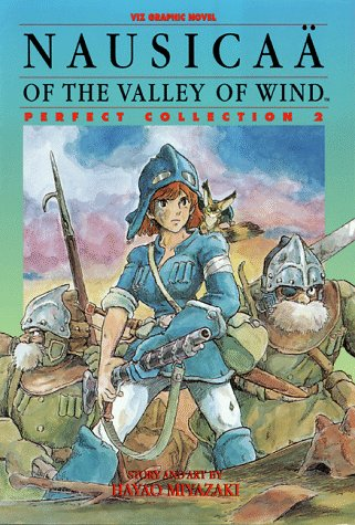 Nausicaa Of The Valley Of Wind 02
