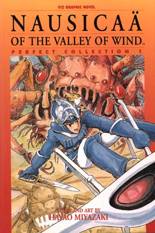 Nausicaa Of The Valley Of Wind 01