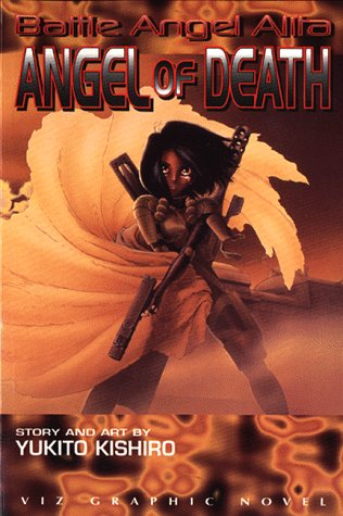 Battle Angel Alita: Angel of Death