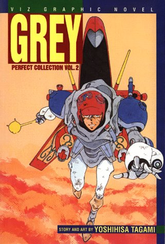 9781569312094: Grey, Vol. 2: Perfect Collection (Gray)