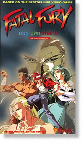 9781569312346: Fatal Fury:One Two Punch [VHS]