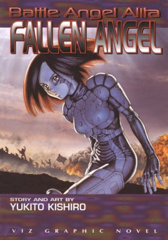 9781569312438: Fallen Angel (Battle Angel Alita)