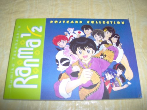 9781569312674: Ranma 1/2 Postcard Collection