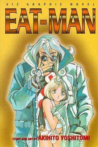 9781569312926: Eat Man (Viz Graphic Novel)