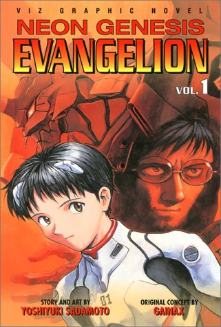 9781569312940: Neon Genesis Evangelion: 1 (Viz Graphic Novel)