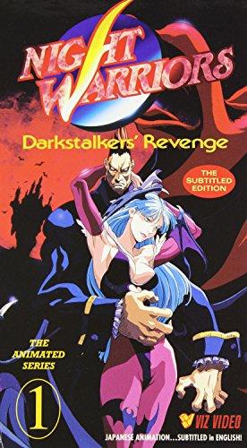 9781569313022: Night Warriors: Darkstalkers' Revenge - Alpha