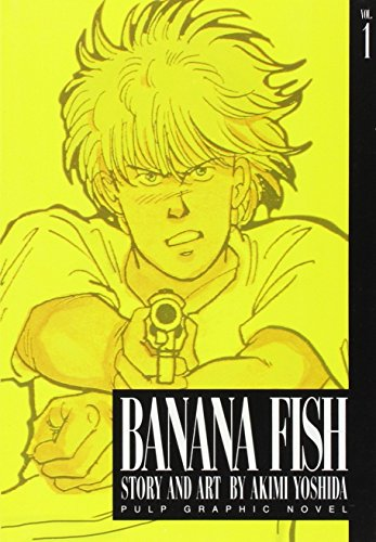 9781569313206: Banana Fish, Vol. 1