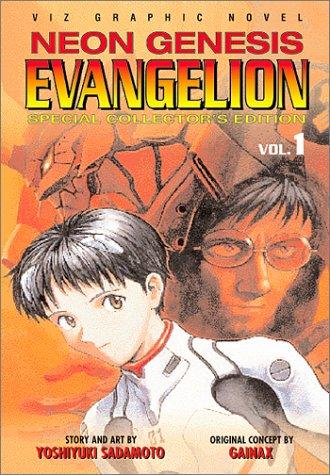 9781569313251: Neon Genesis Evangelion, Vol. 1