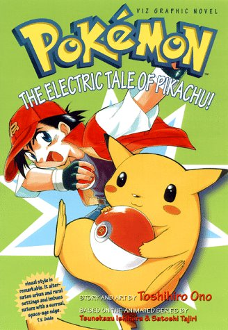 9781569313787: Electric Tale of Pikachu (Pokemon)