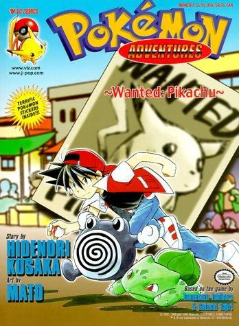 9781569313886: Pokemon Adventures, Volume 2: Wanted Pikachu