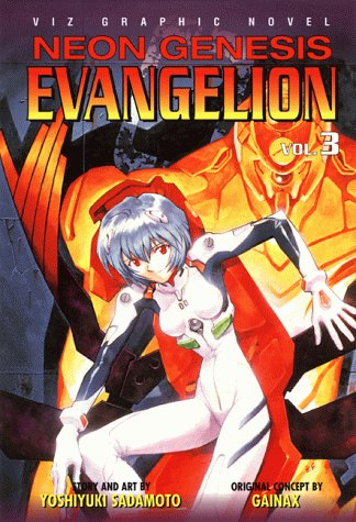 9781569313992: Neon Genesis Evangelion, Vol. 3