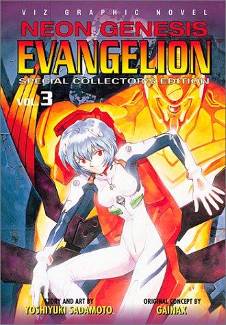 9781569314005: Neon Genesis Evangelion: Special Collector's Edition: 3 (Neon Genesis Evangelion Collectors Edition Series)