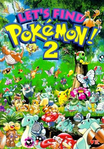 9781569314142: Let's Find Pokemon 2