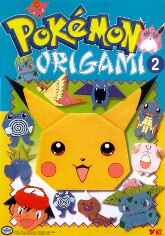 9781569314159: Pokemon Origami, Volume 2