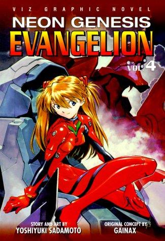 9781569314340: Neon Genesis Evangelion Book 4