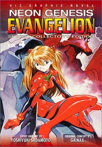 9781569314517: Neon Genesis Evangelion Book 4 (Special Edition)