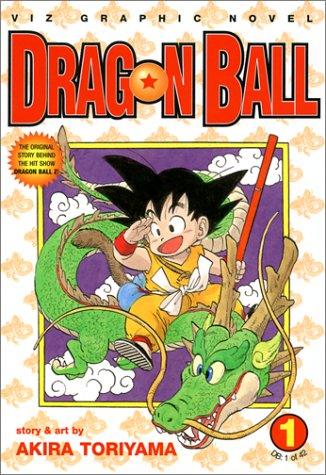 9781569314951: Dragonball: v. 1 (Viz graphic novel)