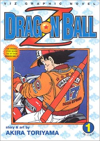 Dragon Ball Z, Volume 1 (Dragon Ball Z (Viz Paperback))