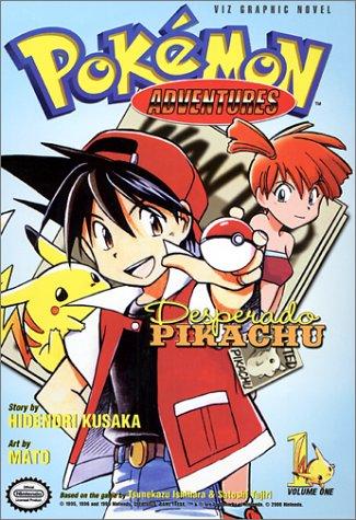 Desperado Pikachu (Pokemon Adventures, Vol. 1): Kusaka, Hidenori