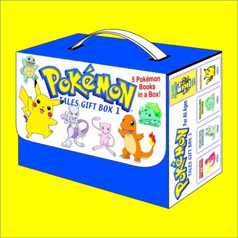 9781569315255: Pokemon Tales Gift Box 1