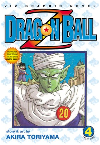 Dragon Ball Z, Volume 4 (Dragon Ball Z (Viz Paperback))