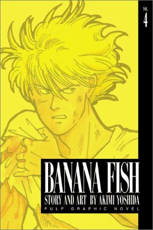9781569315446: Banana Fish, Vol. 4