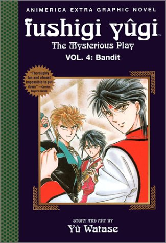 9781569315521: Bandit (Fushigi Yugi: The Mysterious Play, Vol. 4)