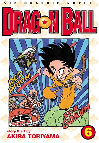 The Dragon Ball: Vol 6 (Dragon Ball: Toriyama, Akira