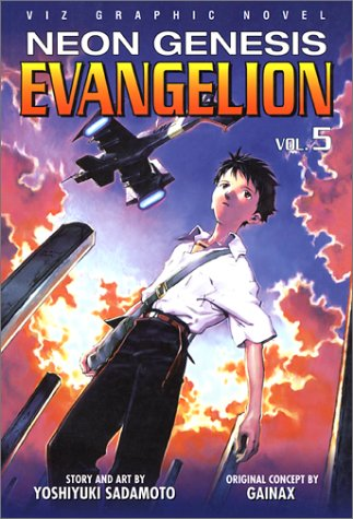 9781569316467: Neon Genesis Evangelion, Vol. 5