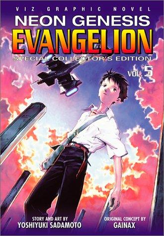 9781569316474: Neon Genesis Evangelion, Vol. 5