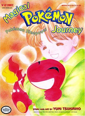 Magical Pokemon Journey Part 4, #4: Pokemon Sleepover: Yumi Tsukirino
