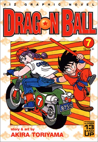 Dragon Ball: 7 (Dragon Ball Chapter Books)