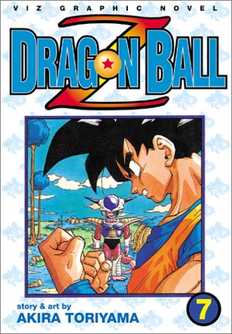 9781569316986: Dragonball Z: Vol 7 (Dragon Ball Z (Viz Paperback))