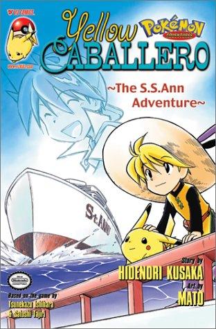 9781569317235: Pokemon Adventures: Yellow Caballero: The S.S. Ann Adventure