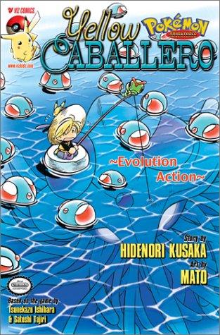 9781569317242: Pokemon Adventures: Yellow Caballero: Evolution Action