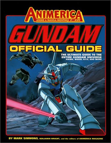 Gundam: The Official Guide: Mark Simmons