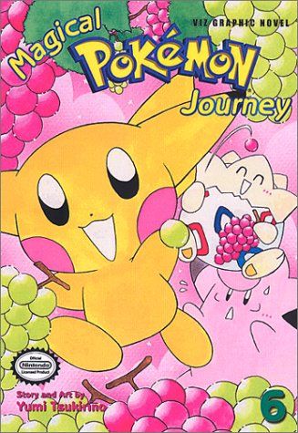 9781569317426: Magical Pokemon Journey, Volume 6: Friends And Families